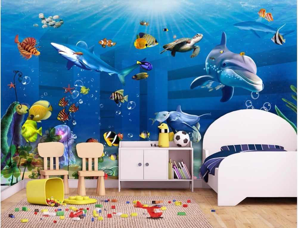 Детская-аквариум