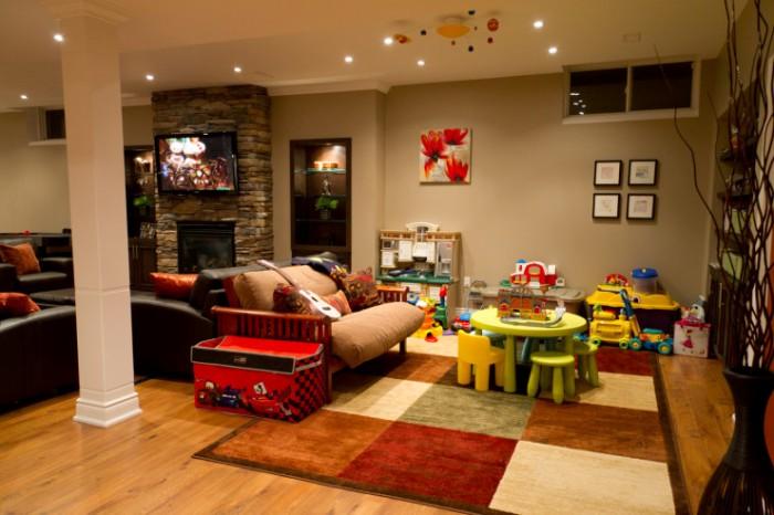 Детская комната в прихожей