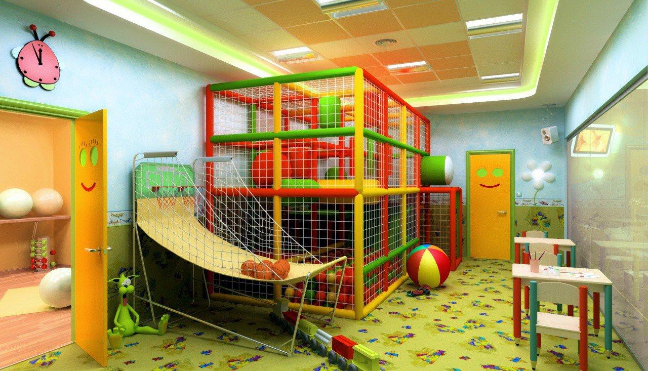 Обучающая детская комната, Крым