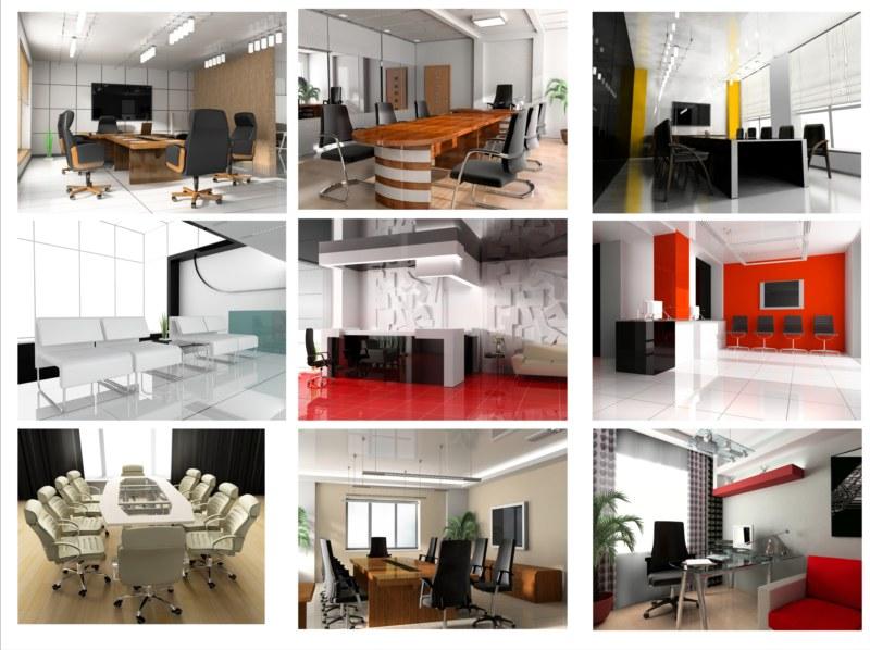 Дизайн офиса, цены в Ялте